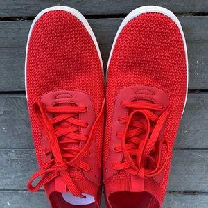 Aldo Men Shoes Red